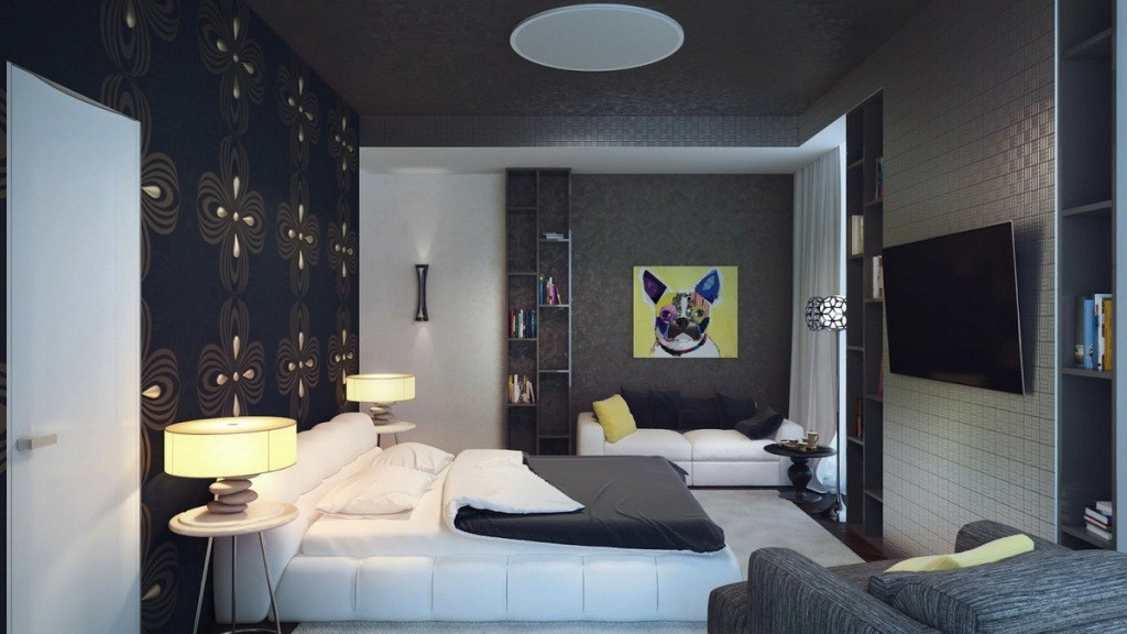 pretty-bedroom-lighting-design