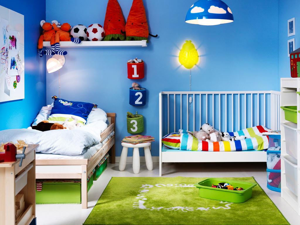 share bedroom kids