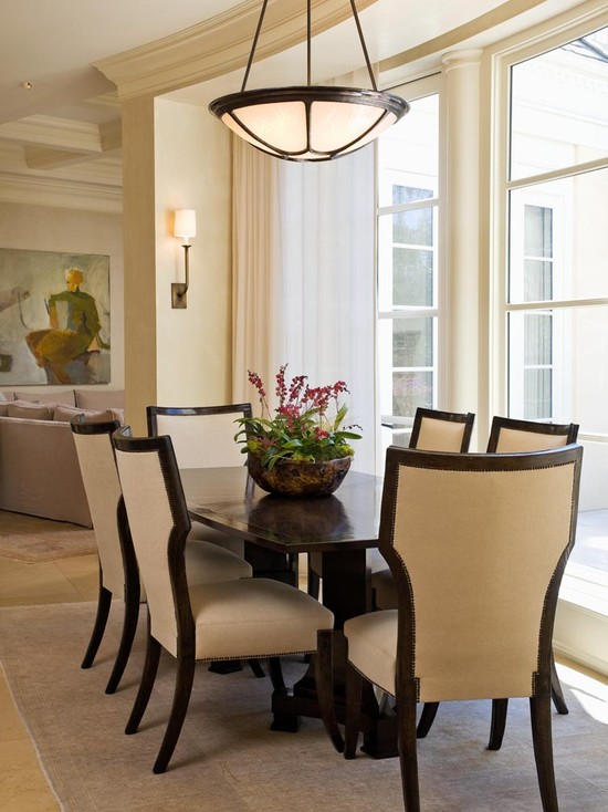 Elegant dining table centerpiece ideas