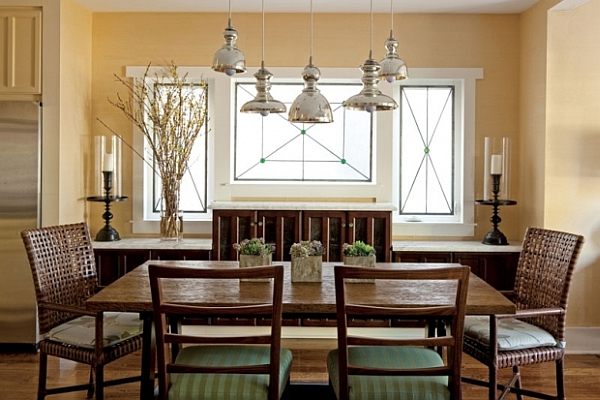 Sleek Dining Room Furniture
