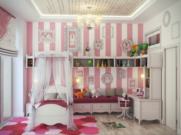 some-cute-Beautiful-Childrens-Rooms-ideas