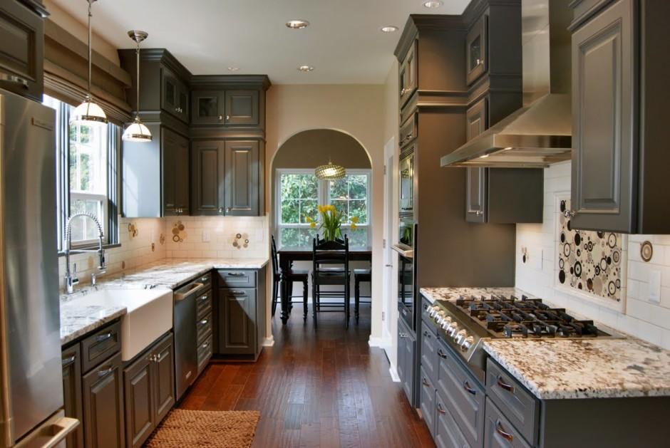 Traditional Galley Kitchen Decor Ideas Diy