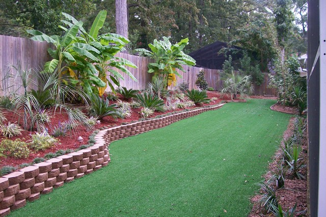20 Awesome Landscaping Ideas For Your Backyard on Tropical Backyard  id=34293
