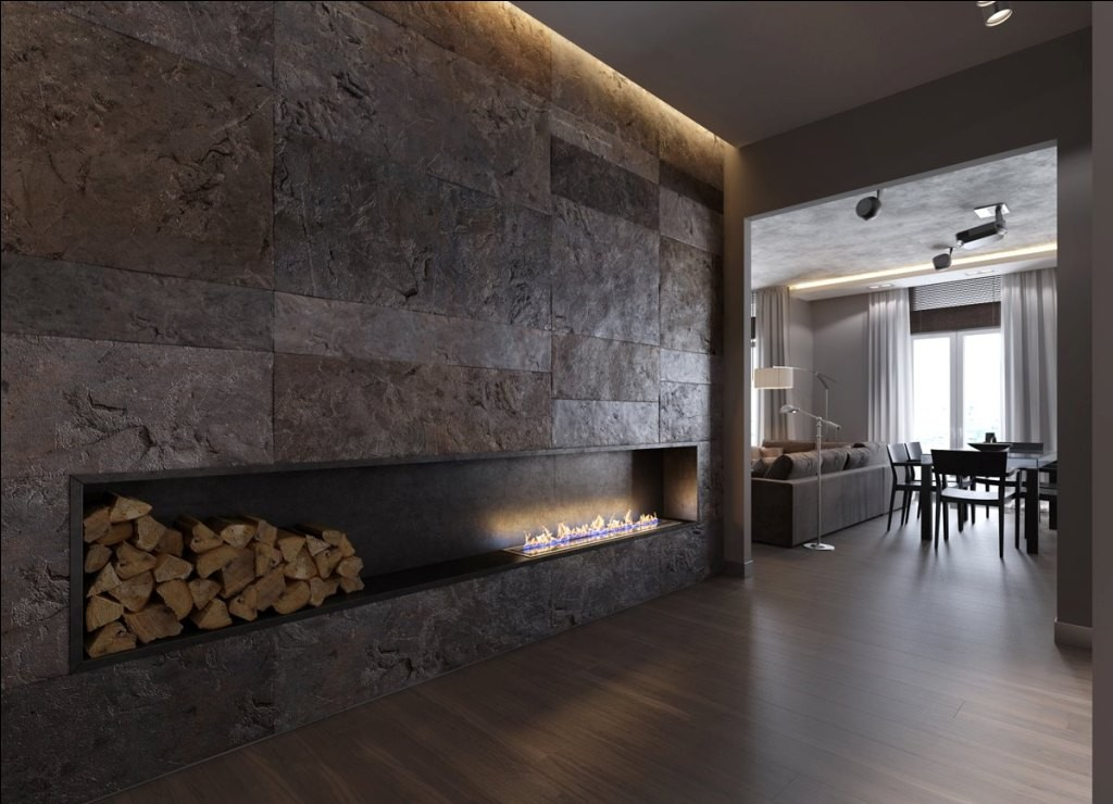 ultramodern-fireplace