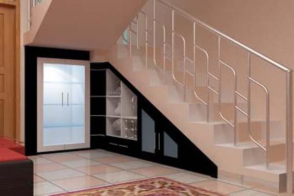 under-stair-cupboard-storage & 21 Under Stairs Cupboard Design Ideas