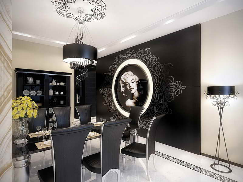 Wall Decorating Ideas For Dining Room