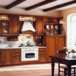 18 Awesome Natural Wooden Kitchen Designs