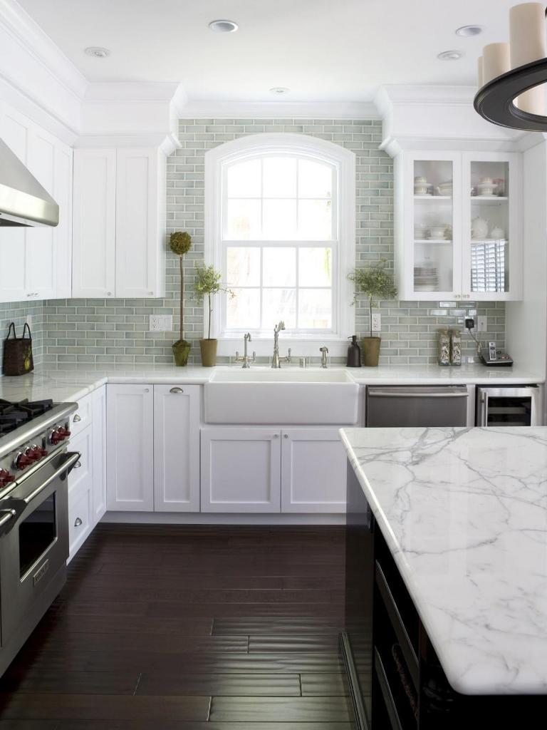 9 Modern Marble Kitchen Design Ideas