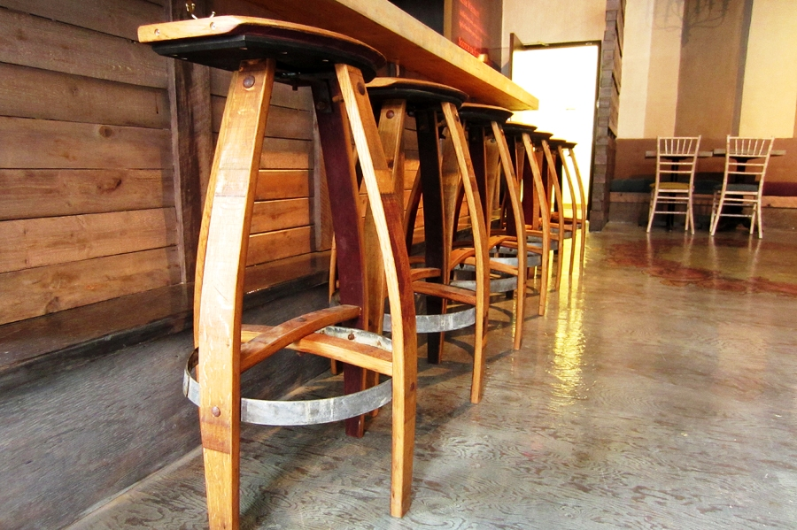 Cask-and-Barrel--Wine-Barrel-Stools