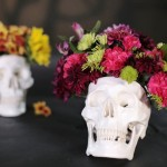 7 Outstanding Diy Skull Vase Ideas for Halloween