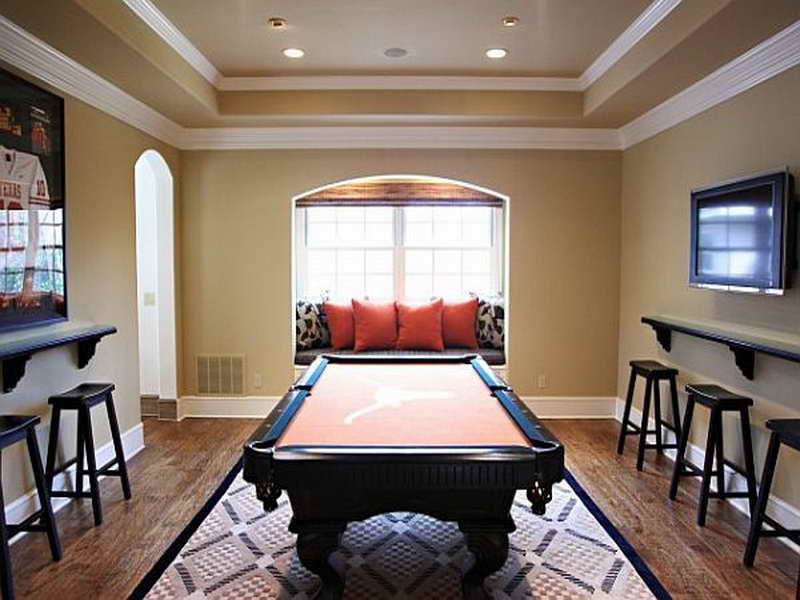Superb Game Room Decorating Ideas