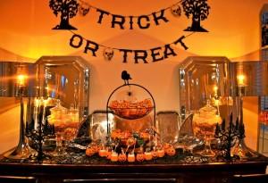 18 Amazing Halloween Home Decor Ideas