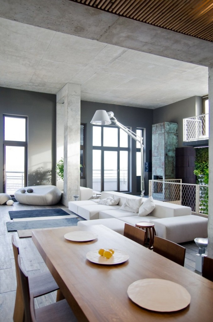Luxury-Loft-Apartment-Design-