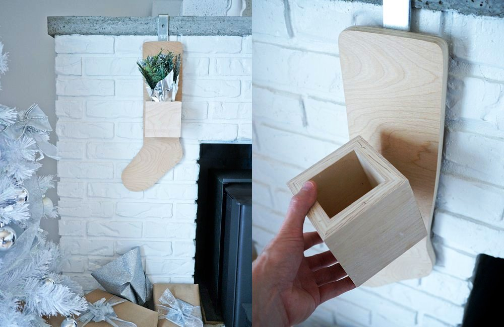Minimalist-DIY-Plywood-Christmas-Stocking