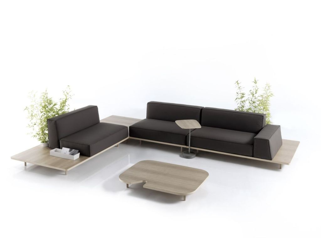 Simple-and-Comfortable-Modular-Sofa-Design-ideas-with-coffee-table