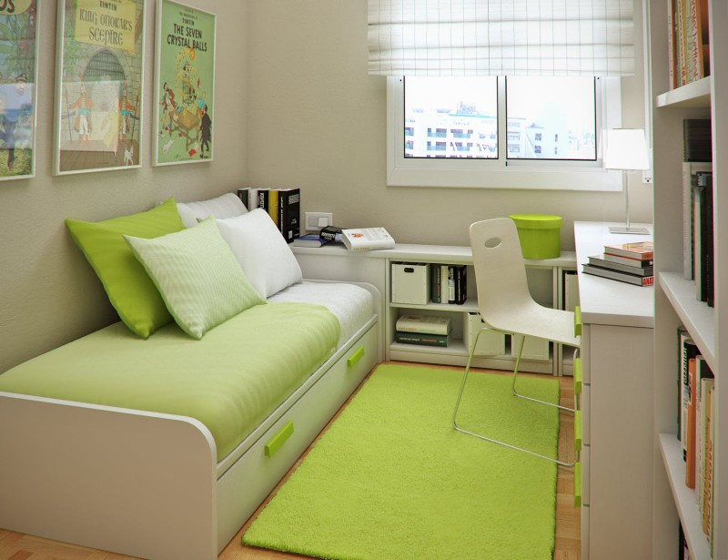 Small-Dorm-Bedroom-Design-Ideas-