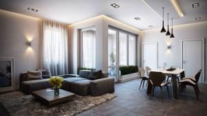 15 Stunning Modern Apartment Ideas