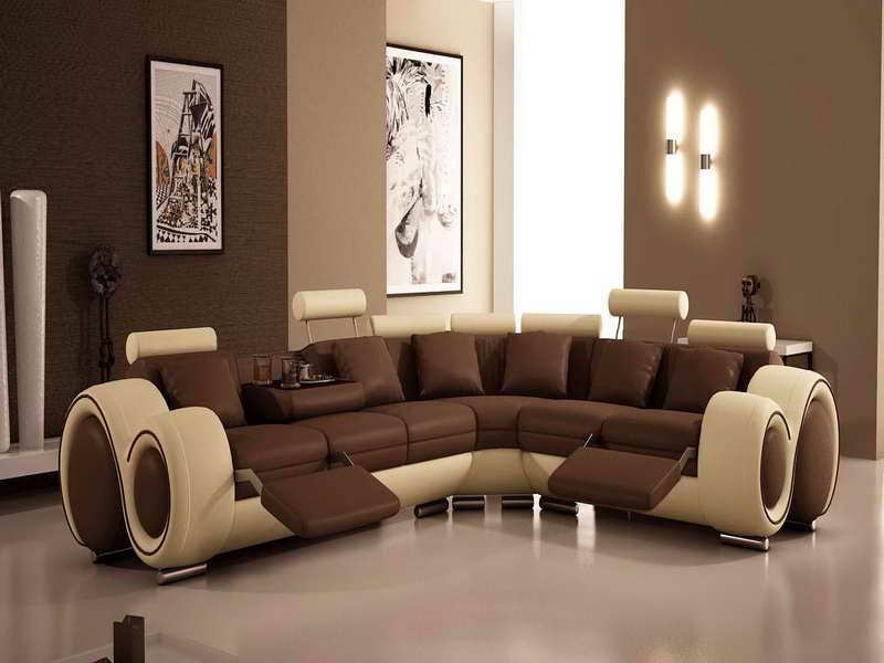 20 unique sofas for a marvelous living room for Drawing room farnichar
