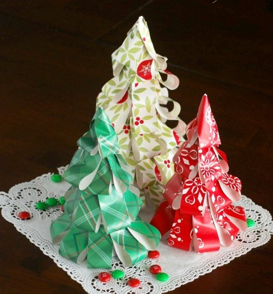 Wrapping-Paper-Christmas-Trees-