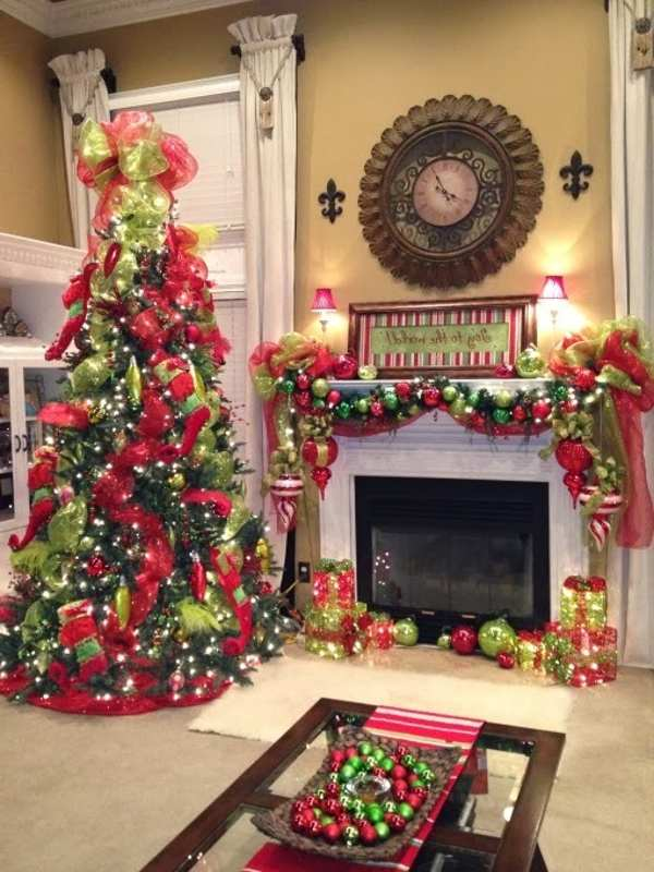 25 amazing christmas decor ideas for Amazing christmas decorations