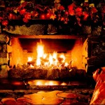 21 Amazing Christmas Fireplace Decor Ideas