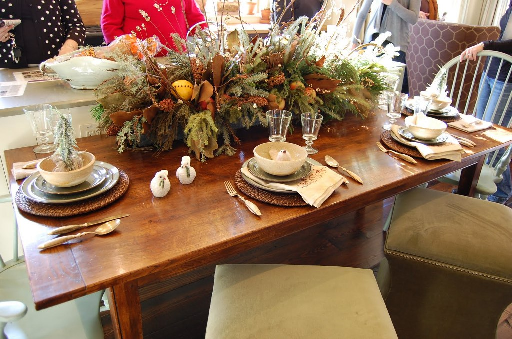 Dining room arrangement ideas