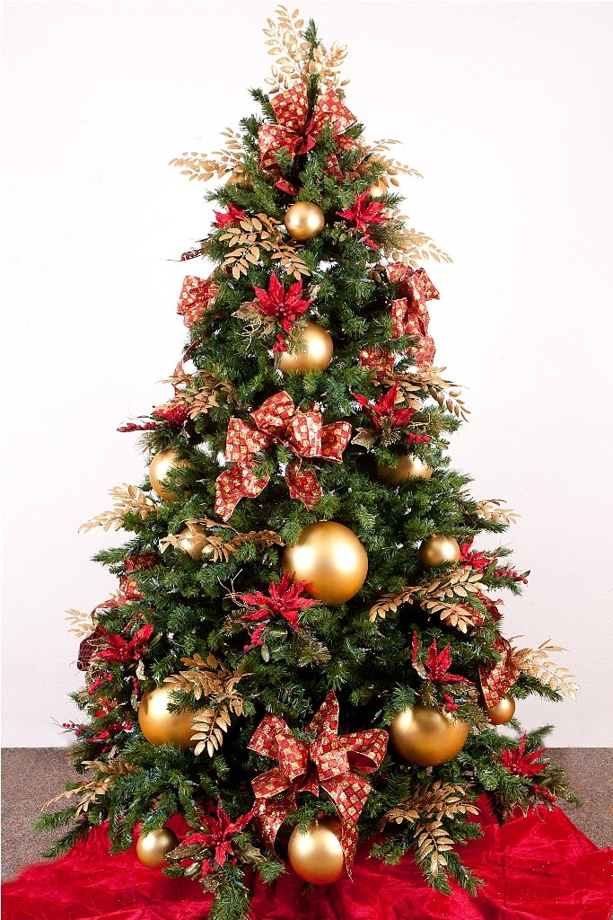 fabulous-ideas-christmas-tree-decorating-photo-gallery
