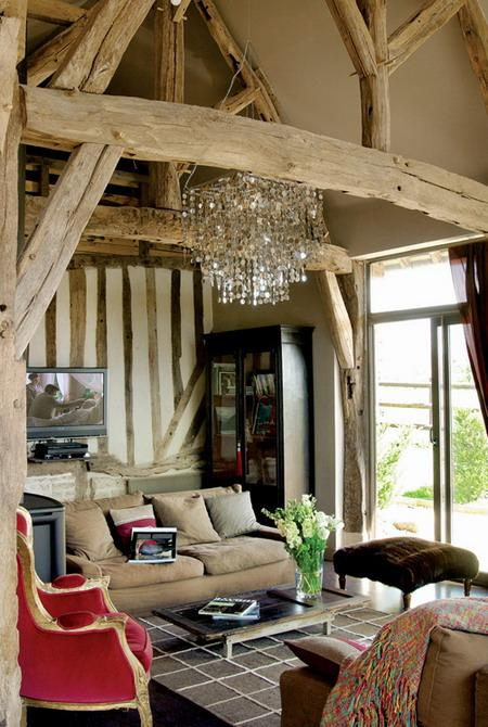 21 fabulous french home decor ideas - Fabulous french living room decorating ideas ...