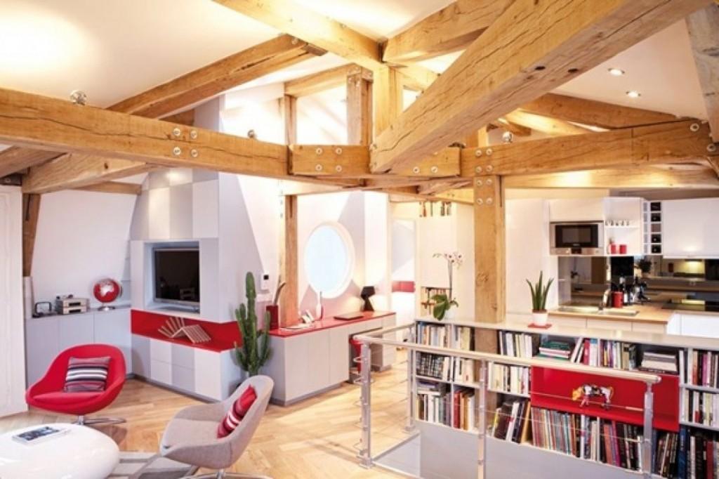 20 Stunning Loft Apartments Ideas