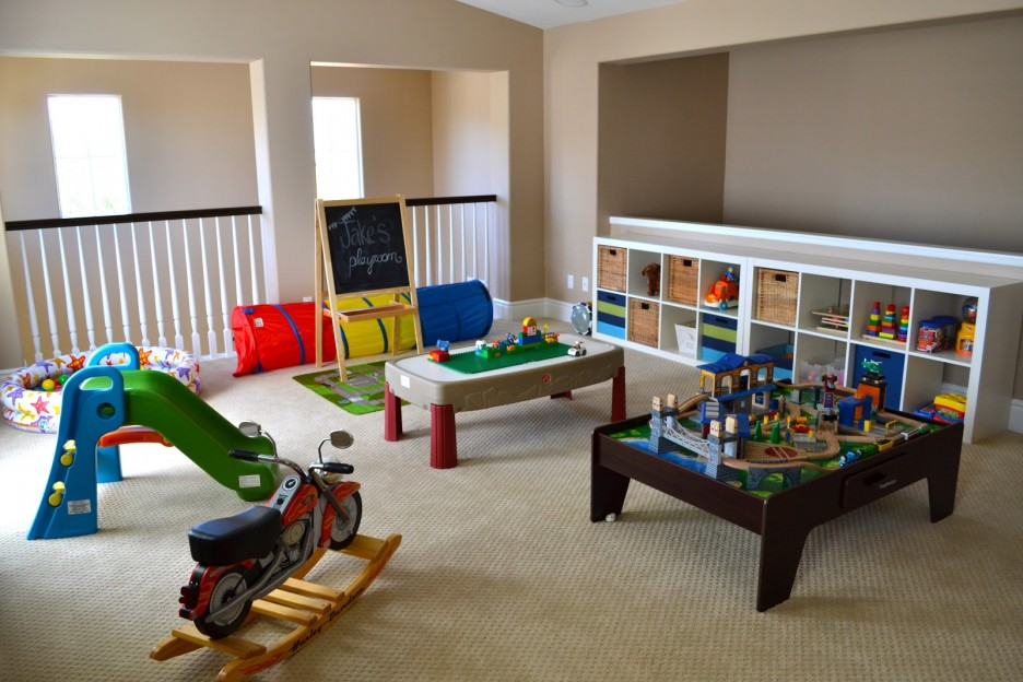 Game Room Ideas For Kids Basement