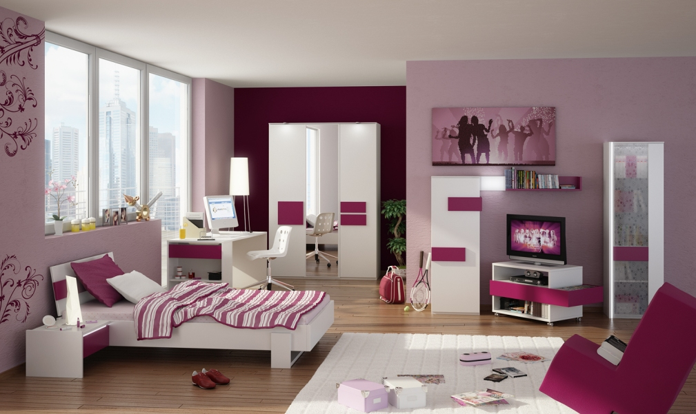 girls-bedroom-extraordinary-girl-bedroom-decoration