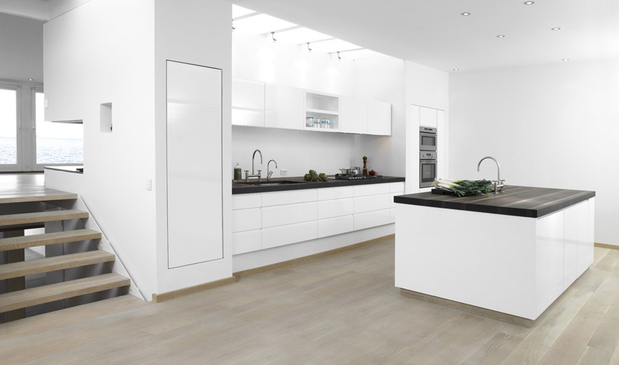 high-gloss-white-with-wenge-kitchen