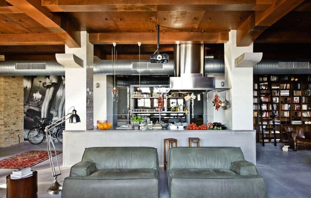 inspiring-loft-apartment-decorating-ideas-ultramodern-calm