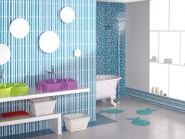 kid bathroom