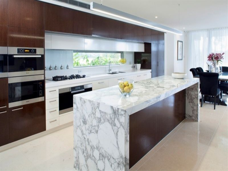 kitchens marble design ideas
