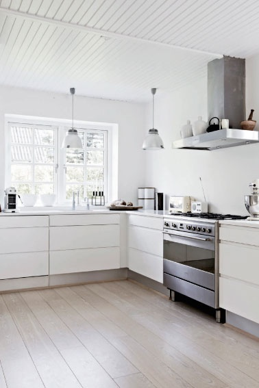 modern-white-Scandinavian-kitchen