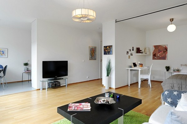 one-room-apartment-scandinavian