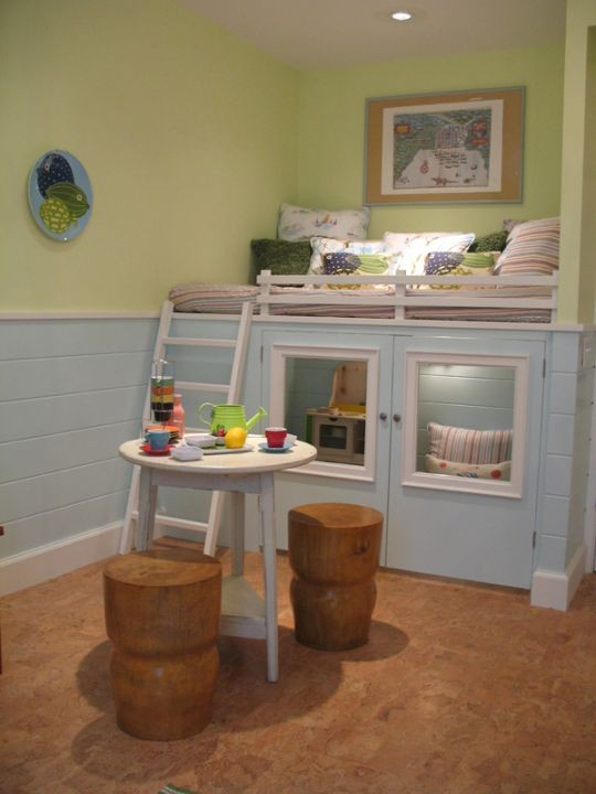 pretty-stylish-bunk-beds-for-kids