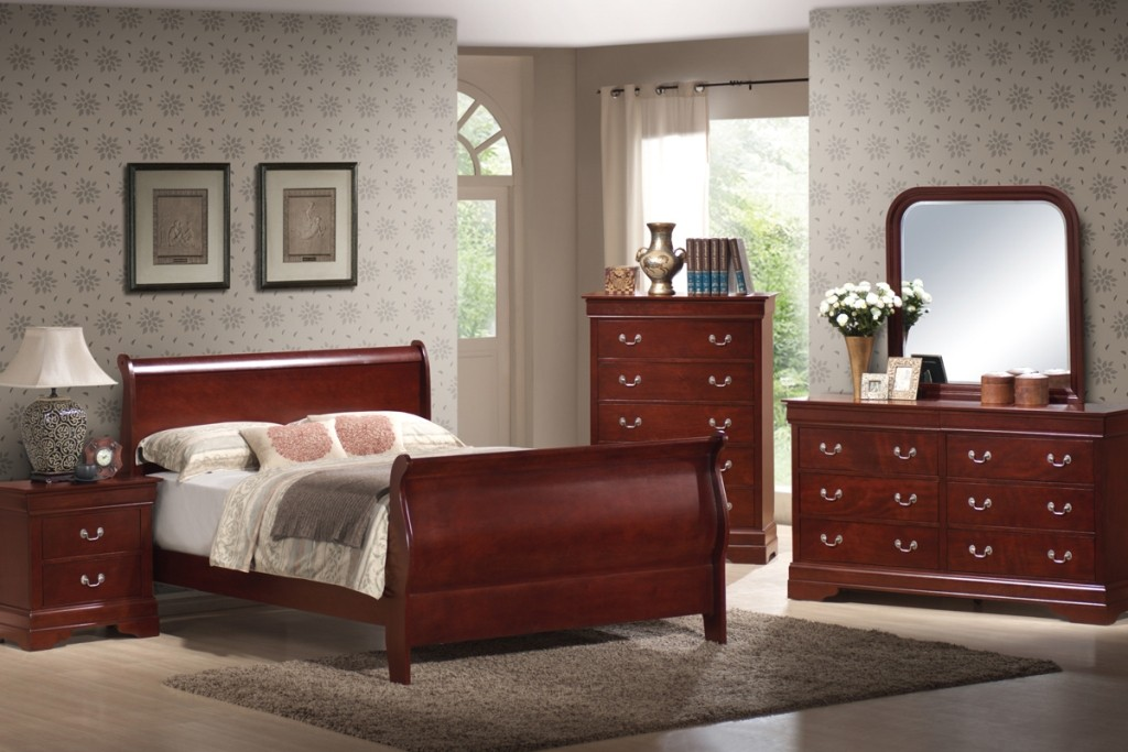 queen-size-cherry-sleigh-bed-
