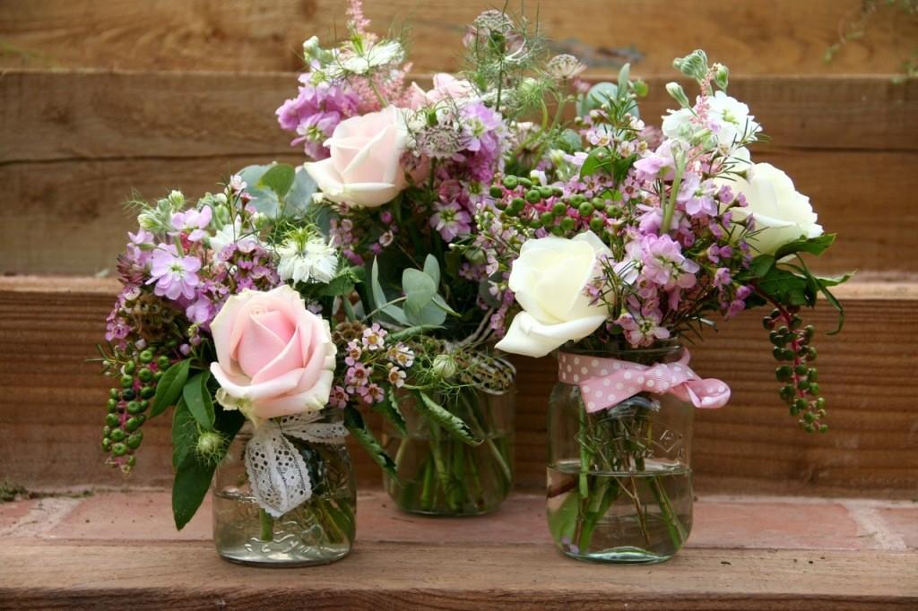 _rose-wedding-flower-arrangements