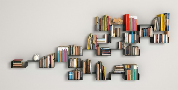 storage-decorations-tasteful-custom-built-modern-wall-shelves