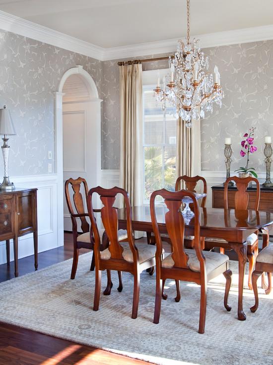 Comfy Dining Room Design
