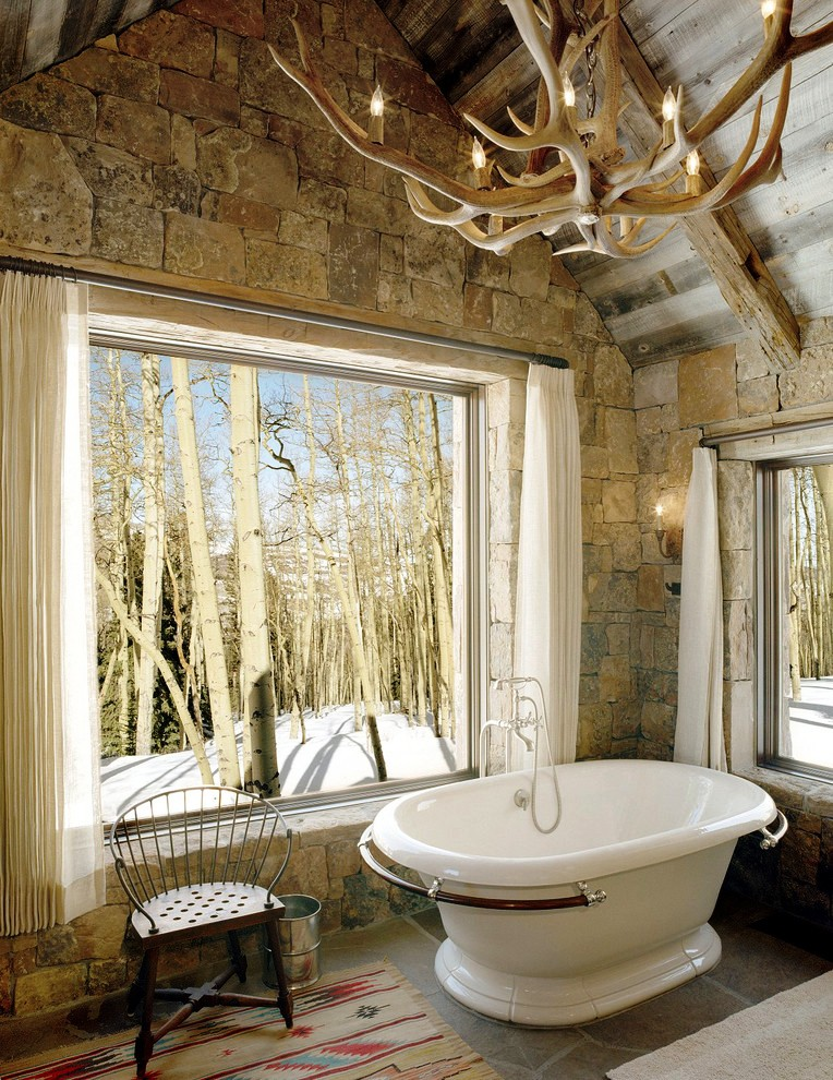 Modern-Antler-Chandelier-Decor-Ideas