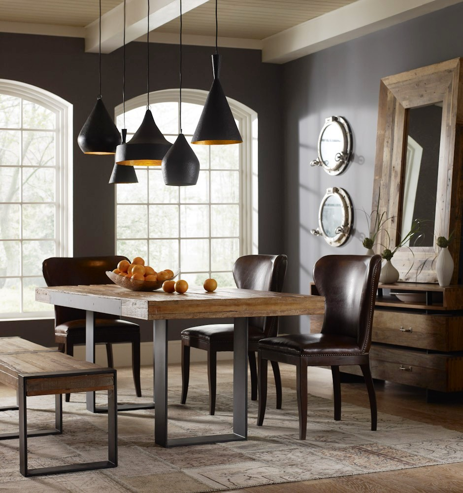 Solid-Reclaimed-Wood-Dining-Table