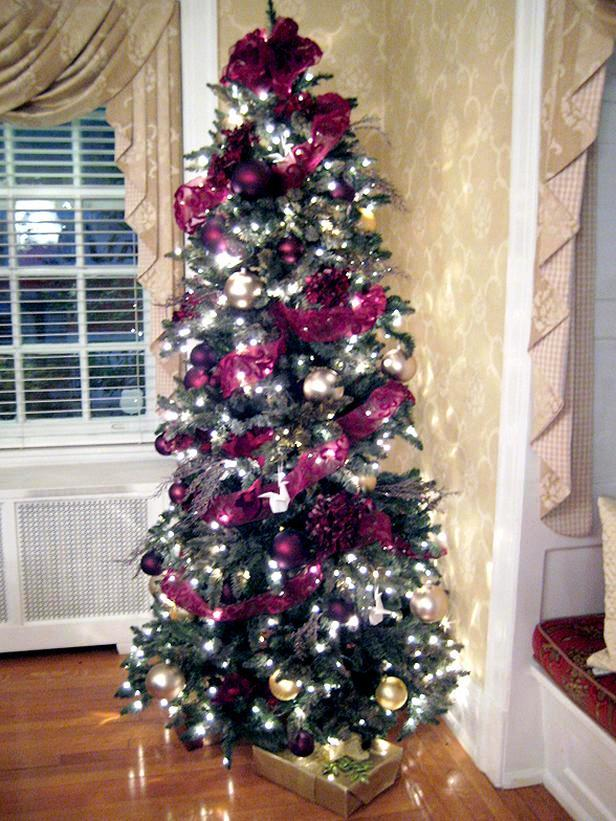 christmas tree decorating ideas photos - Pencil Christmas Tree Decorating Ideas