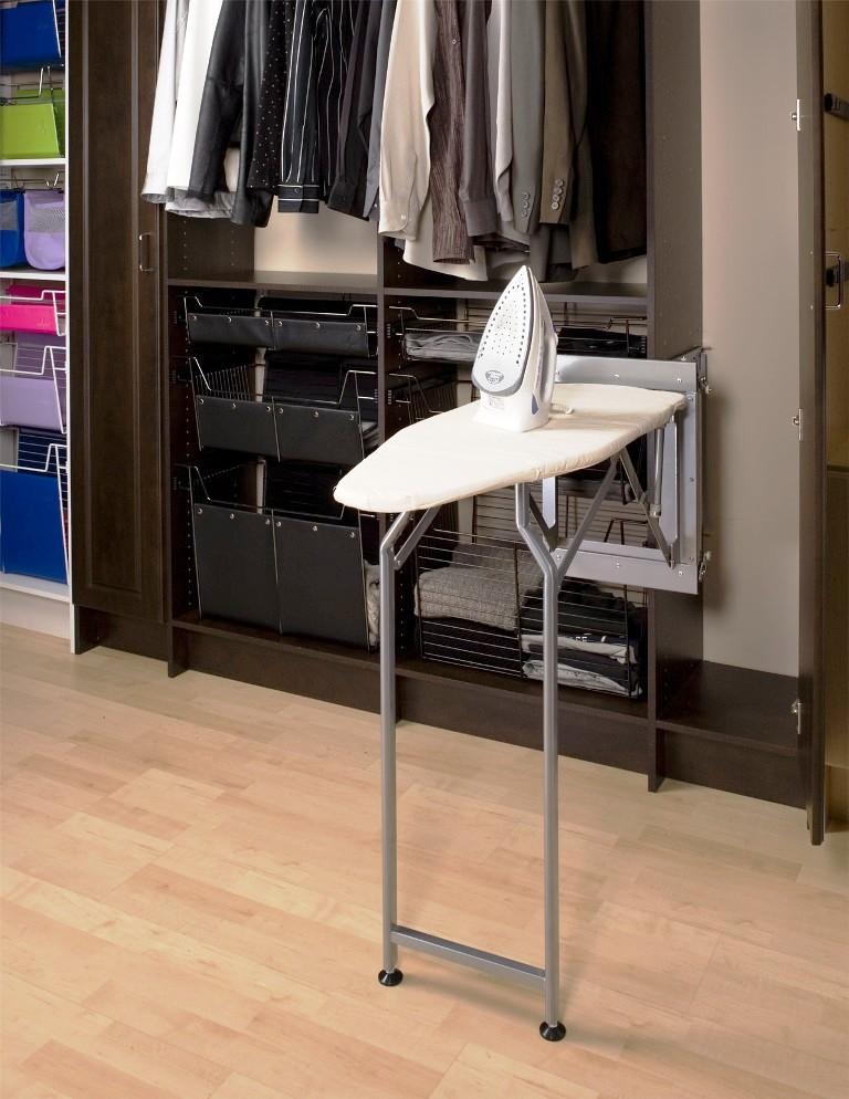 18 Stunning Ironing Board Cabinets Ideas