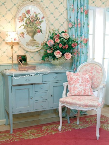 25 Shabby Chic Interior Design Ideas