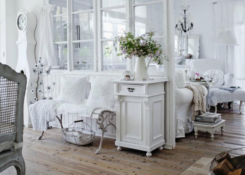 shabby-chic-white-interior