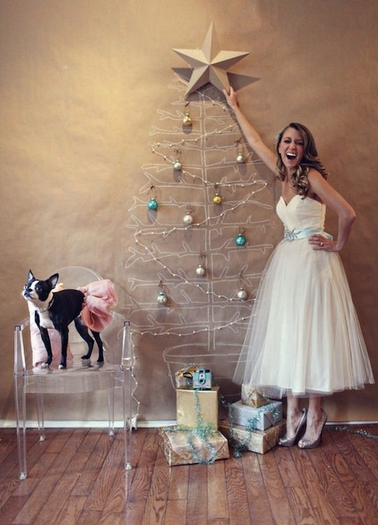 Creative-Christmas-Trees-for-Small-Spaces
