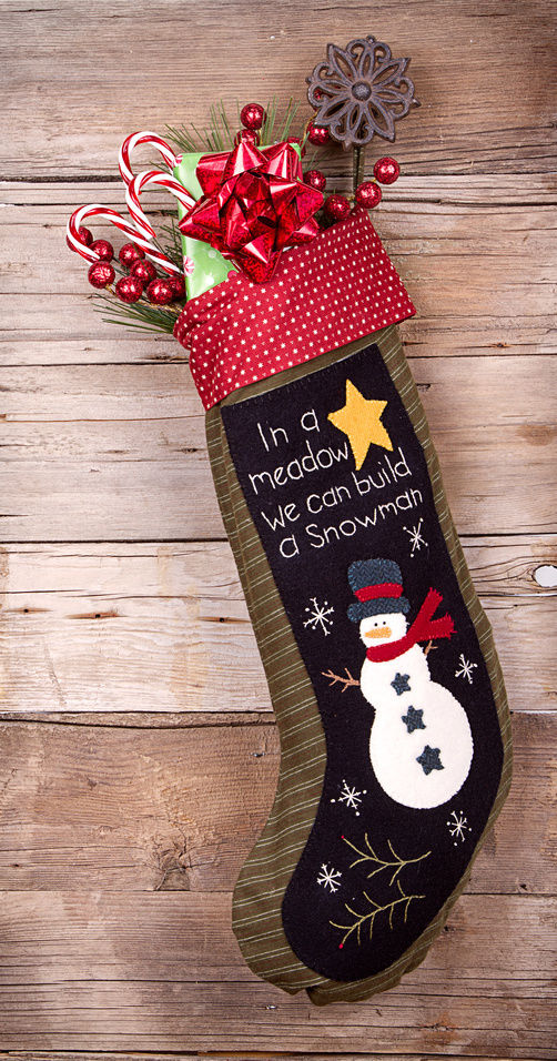 stockings decorating ideas - Christmas Stocking Decorating Ideas